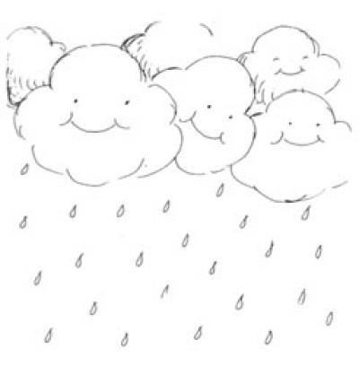 Şu Acayip Gökyüzü: Bir yağmur damlası doğuyor